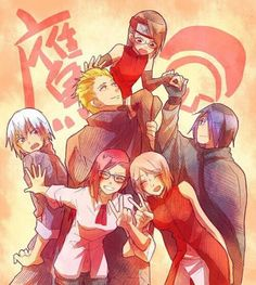 Find images and videos about anime, naruto and sakura on We Heart It - the app to get lost in what you love. Anime Naruto, Naruto Shippuden Sasuke, Susanoo Kakashi, Comic Naruto, Naruto Und Sasuke, Naruto Team 7, Naruto Family, Naruto Cute, Boruto Naruto Next Generations