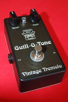 Guill-O-Tone modified Kay Tremolo.