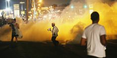 Ferguson Witness: Government is Planting Provocateurs in Neighborhoods