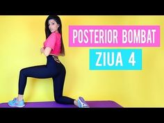 EXERCITII PENTRU FESE/ ZIUA 4/ ANTRENAMENT ACASA [HD] - YouTube Fes, Youtube, Blog, Style, Swag, Blogging, Youtubers, Outfits, Youtube Movies