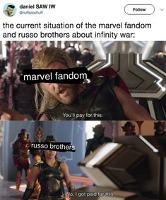 """23 Tweets You're Only Allowed To Laugh And Cry At If You've Seen """"Infinity War"""""""