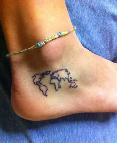 Small Ankle Tattoos For Girls - 60+ Ankle Tattoos for Women  <3 !