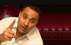 Russell Peters...Funniest guy ever.