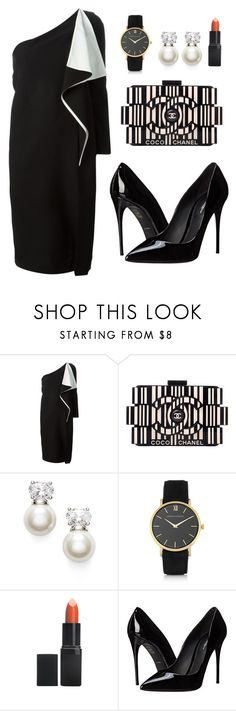 """""""My First Polyvore Outfit"""" by sissssi-1 ❤ liked on Polyvore featuring Chloé, Chanel, Judith Jack, Larsson & Jennings, Barry M and Dolce&Gabbana"""