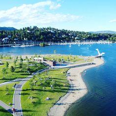 "Beauty of Europa on Instagram: ""Sandvika Norway🇳🇴 #norway #europa #sommer #oslo"""