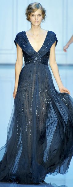 Elie Saab Fall 2011 Couture Collection