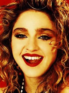 This is how I remember Madonna.