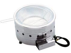 Tacho para Frituras 7L Aço Inox Progás PR 70G com as melhores condições você…