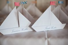 Anchors Aweigh! Chic Nautical Wedding Inspiration