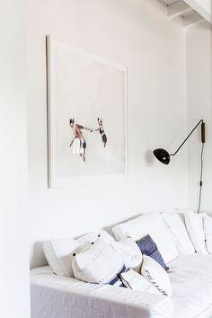 kiki & polly print / sfgirlbybay