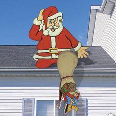 11-300 - Santas Surprise Woodworking Plan