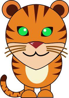 1 tigre, 2 tigres, 3 tigres ...