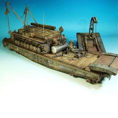 Interesting diorama. Unknown scale and modeler #scalemodel #plastimodelismo #miniatura #miniature #maqueta #maquette #war #guerra #guerre #bataille #modelismo #modelism #plasticmodel #plastimodelo #plamodel #usinadoskits #udk