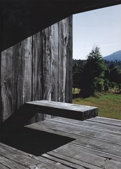 on something, onsomething Rodrigo Sheward Deck Design, Landscape Design, House Design, Wood Architecture, Architecture Details, Outdoor Rooms, Outdoor Living, Outdoor Seating, Exterior Design