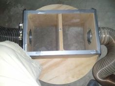 Shopnotes Dust Separator - by Jeremy Greiner @ LumberJocks.com ~ woodworking community