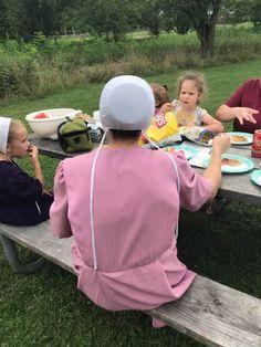 Scenes From An Amish Picnic - Amish 365: Amish Recipes - Amish Cooking