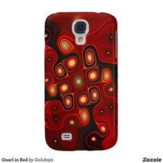 Gnarl in Red Samsung Galaxy S4 Case