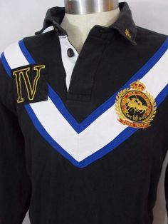 Polo by Ralph Lauren Polo Team shirt Size L #PoloRalphLauren #PoloRugby