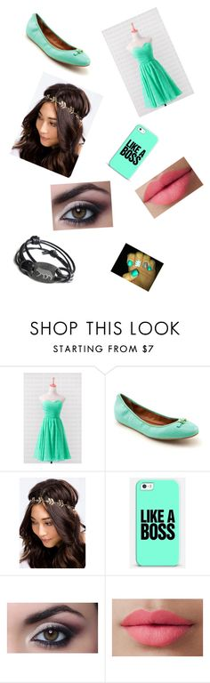 """""""Untitled #11"""" by jazzy-iii ❤ liked on Polyvore featuring Diane Von Furstenberg and LORAC"""