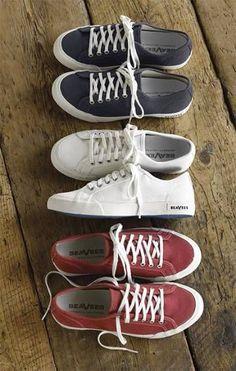 SeaVees® Women's Casual Lace-Up Sneakers / SeaVees® Monterey Sneakers -- Orvis