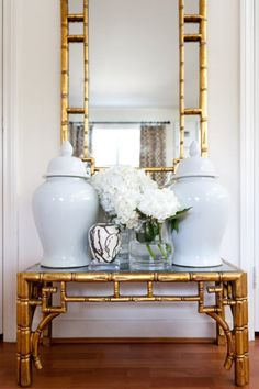 Kim you can do the sconces with cool pots as well and it will mimic the idea of 2 lights