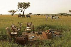 Desayunaría en Tanzania una vez al mes ^^