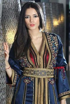 broderies marocaines - Google Search Moroccan Dress 1df9511fd15