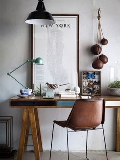 35+ Masculine Home Office Ideas & Inspirations   Man of Many