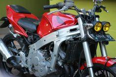 Cbr 400 cc nc23.