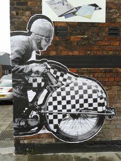 Photos taken at Mark It  Liverpool Street Art Festival.