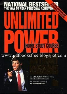 tony robbins unlimited power pdf free