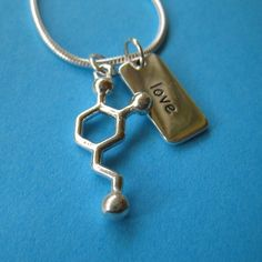 Dopamine - I gave this necklace to my wife on the weekend of our wedding