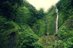 san ramon falls ometepe island nicaragua