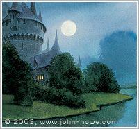 Rivendell, by John Howe