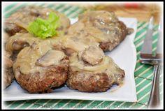 Pinay In Texas Cooking Corner: Filipino Burger Steak