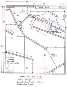 96fbe606011f2faf29b34e458abe8bec audio system speaker system enclosure plan fostex fx120 ml tqwt speaker pinterest Altec Bucket Wiring-Diagram at eliteediting.co