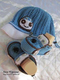 Baby Crochet!
