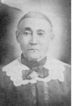 MY GREAT-GREAT-GRANDMOTHER  MARY (YOUNG) WILCOX