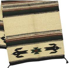 Casa Zia Extra Thick Saddle Blanket Saddle Pad by Southwestern Equine