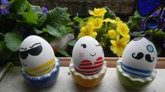 Natali's cooking: Huevos de Pascua decorados