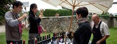 Degustazione alla Rocca d'Olgisio #valtidone #wine #fest 2012 #valtidonewinefest #piacenza #emiliaromagna