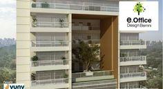 E Office Design Berrini | Salas Comerciais 42 a 53m² e Laje 523m²