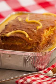 * I love Malva Pudding! This is a super simple, fool proof recipe for Orange Malva Pudding - Vegan Recipes Easy, Baking Recipes, Dessert Recipes, Baking Desserts, Vegan Meals, Dessert Ideas, Yummy Recipes, South African Desserts, Rice