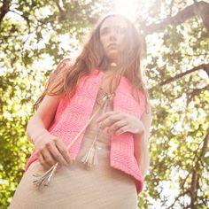 Nina Vest from Erica Tanov