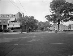 Belmont Avenue by The Library of Virginia, via Flickr