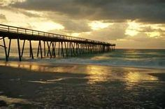 Wrightsville Beach, NC...8 short miles from UNCW <3 perks of going to UNCW :)