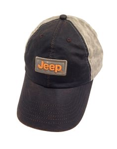 new concept 64b88 1ae89 Jeep Weathered Wax Cloth Cap at Amazon Men s Clothing store