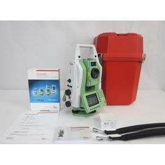 Demo Leica TS30 0.5 Motorized Total Station 2010