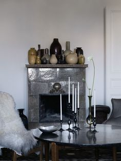 Koolandkreativ: Artist´s apartment in Stockholm