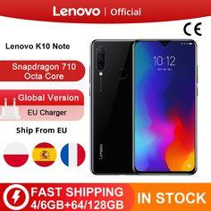 Global Version Lenovo K10 Note (Z6 Lite) 64GB 128GB Snapdragon 710 Octa Core Triple Back Cams 6.3 Inch Water Drop 4050mAh wallpaper for lenovo phone,lenovo phone smartphone,lenovo phone cover,lenovo phone cases,lenovo phone android,